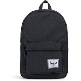Herschel Pop Quiz Rugzak, black crosshatch